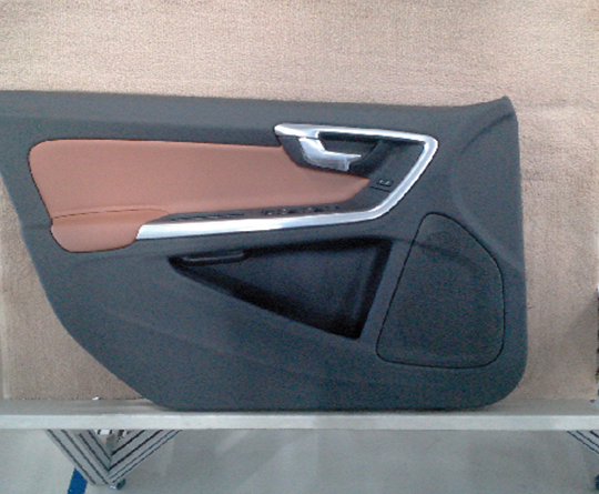Volvo K431 门板分装装配线