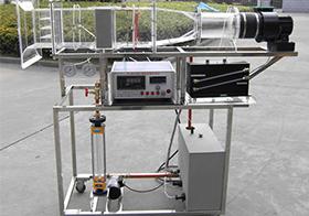 汽—液式翅片管换热器实验台