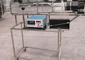 强迫流动单管管外放热系数测试装置