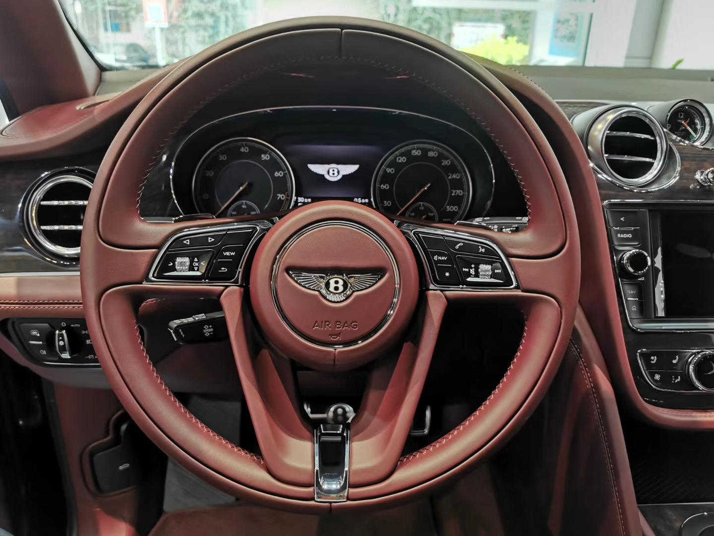 深圳宾利添越 V8选装价格