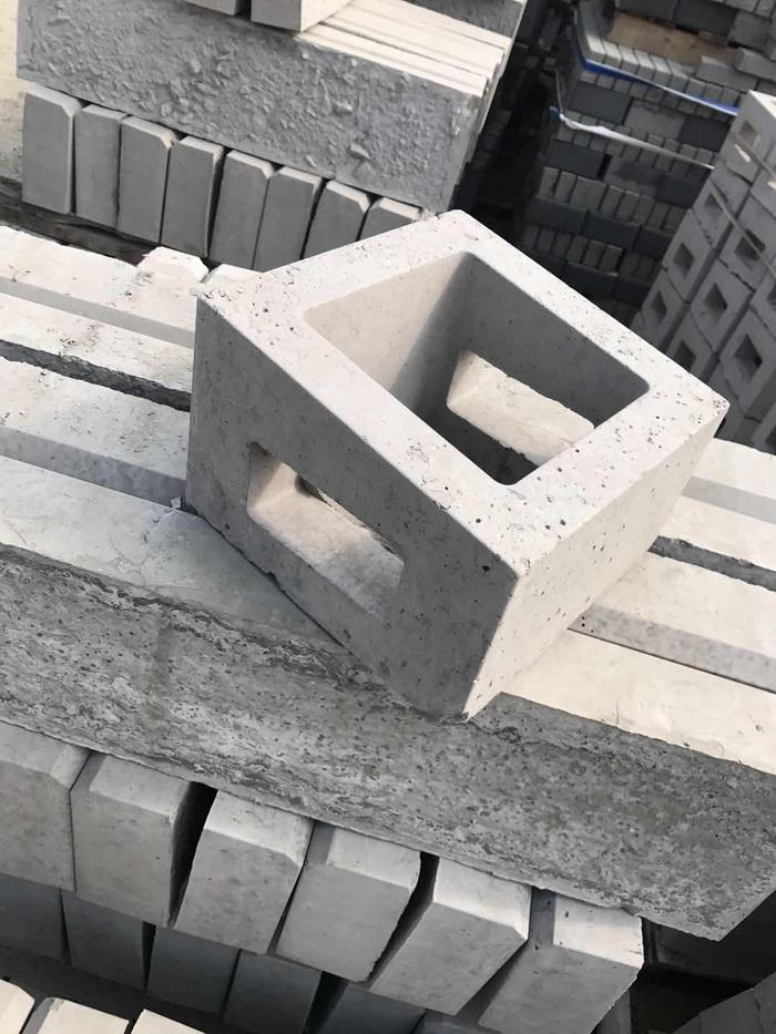 鱼巢砖-杭州萧山河庄翔和装饰制品厂
