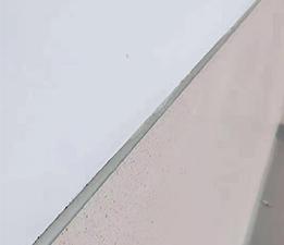 D20金属上墙收边条