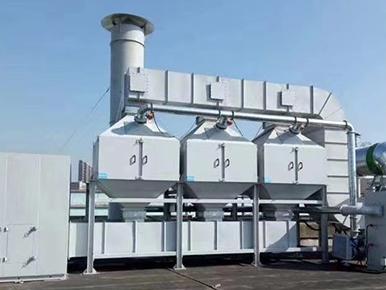 催化燃烧设备RCO原理设备有什么性能及特点?