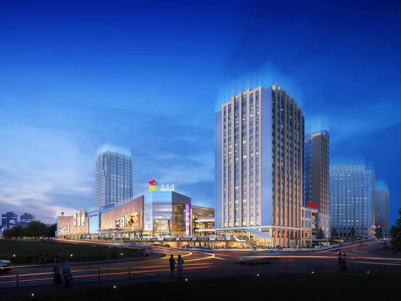 重庆站 l 綦江爱琴海购物公园