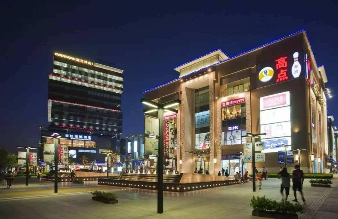 上海站 l 大宁国际广场