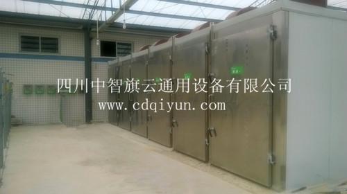 天然气烘房使用案例