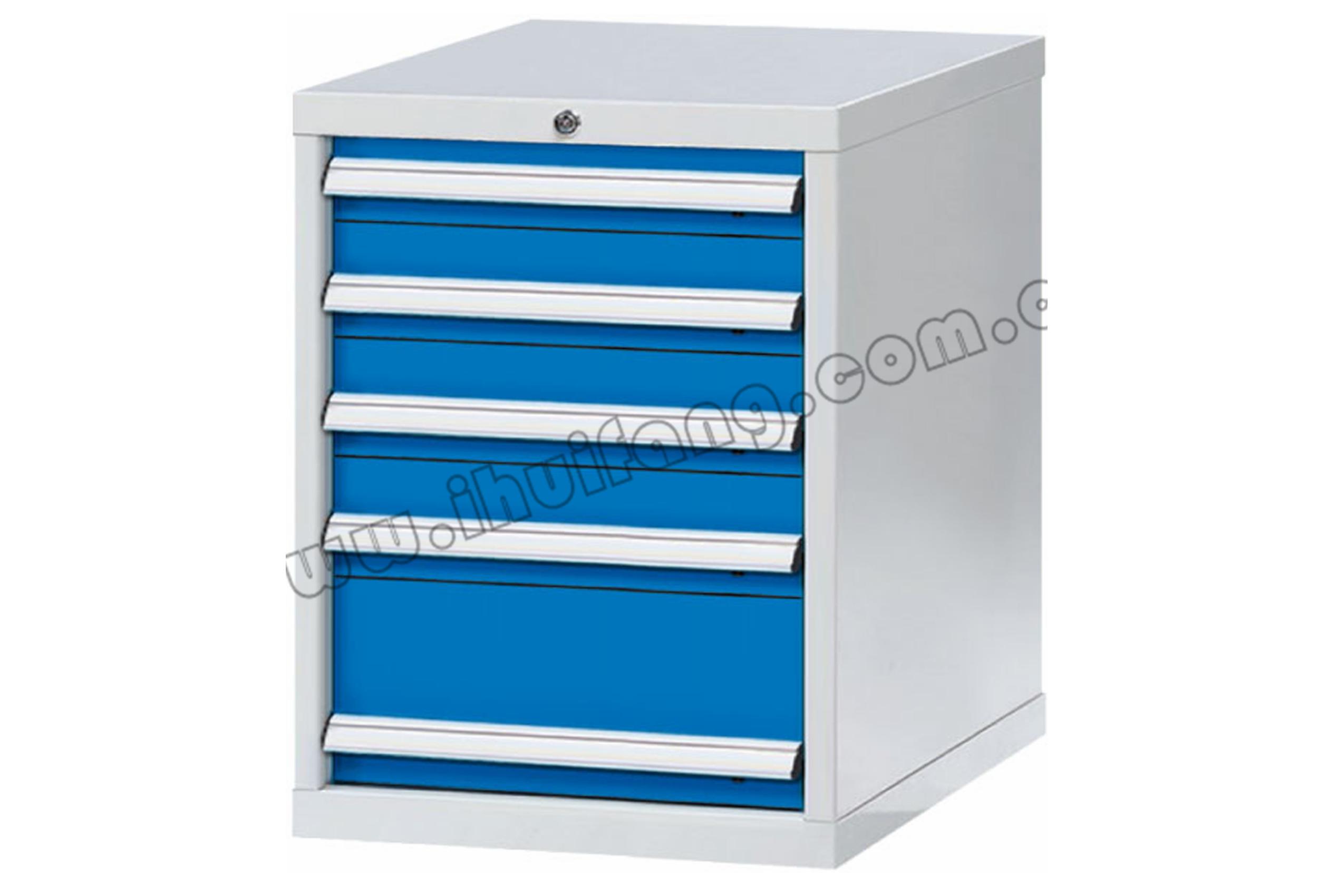 标准重型工具柜5抽HF0DE34-HF0DF34