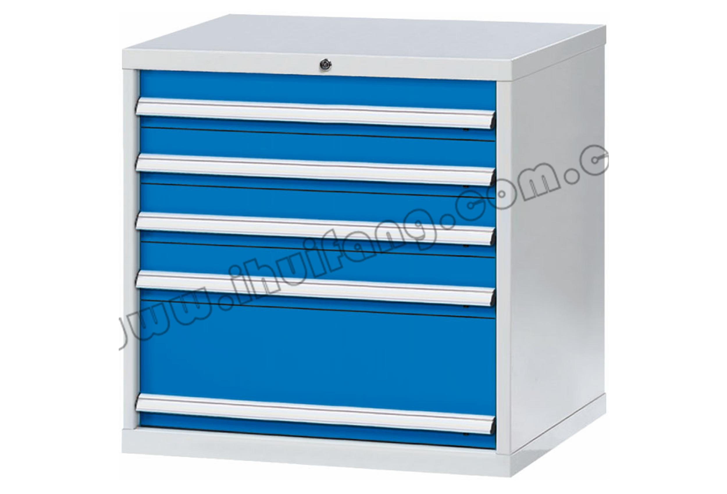 标准重型工具柜5抽HF0DN40-HF0DO40