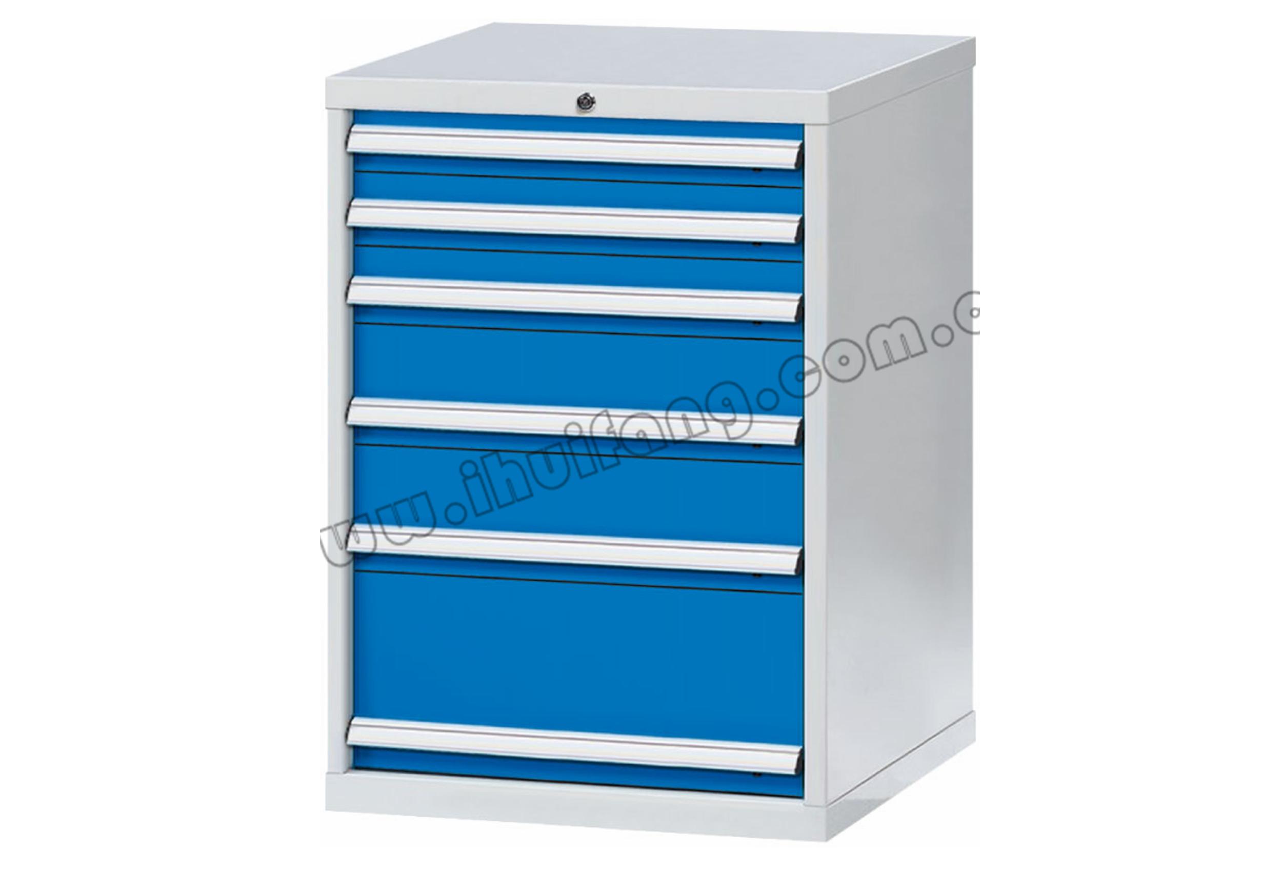 标准重型工具柜6抽HF0DK46-HF0DL46
