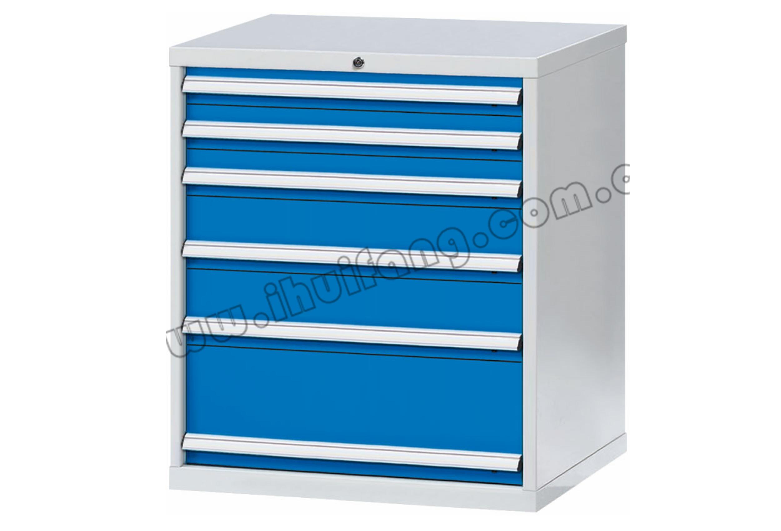 标准重型工具柜6抽HF0DN46-HF0DO46