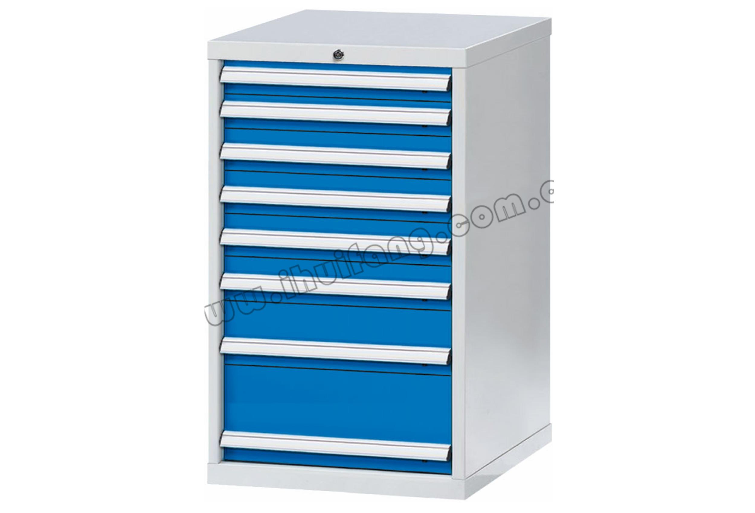 标准重型工具柜8抽HF0DH58-HF0DI58