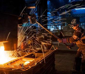鋼鐵冶金領域