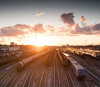 鐵路工業領域