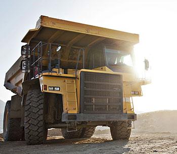 礦山機械領域