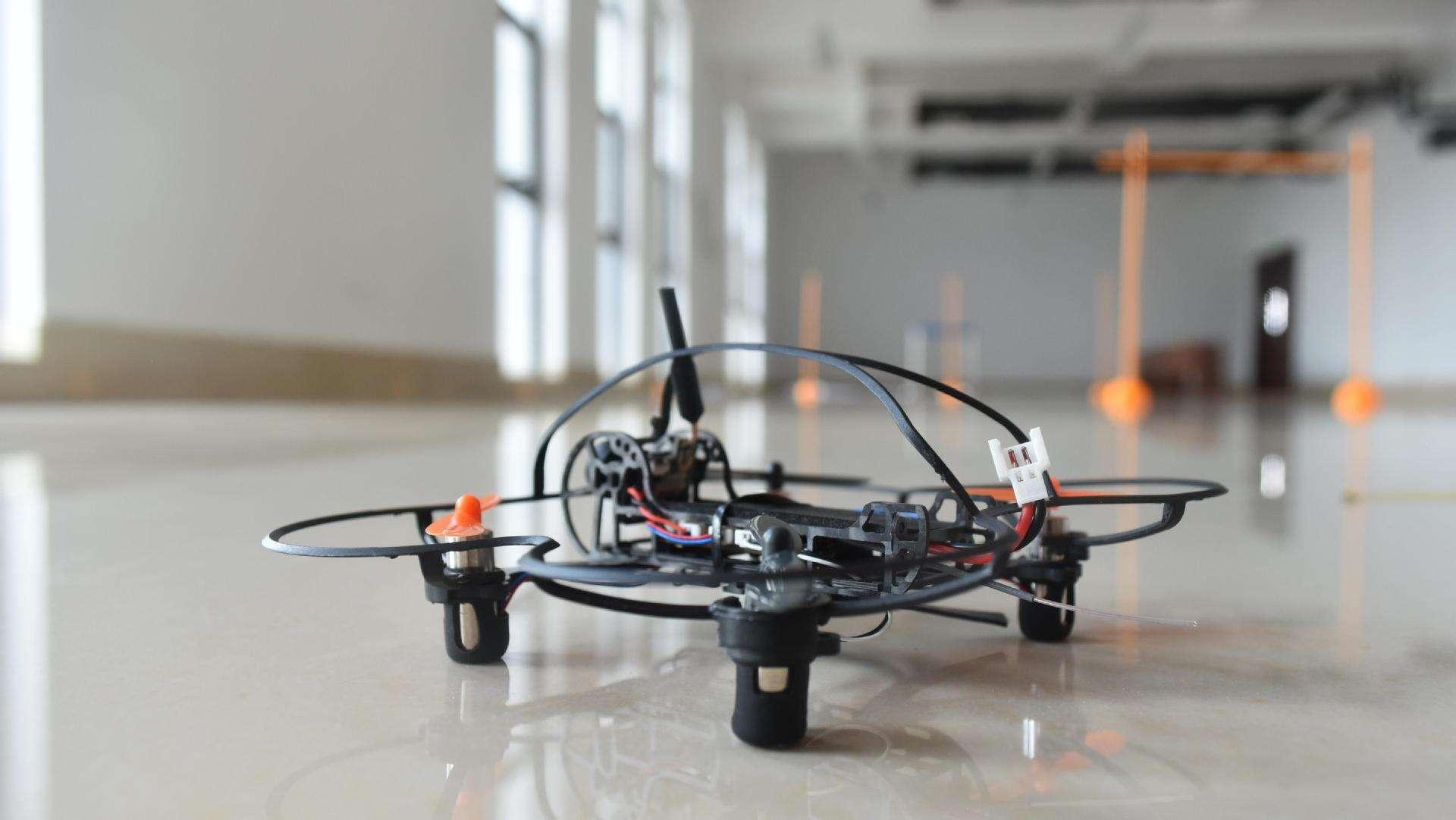 无人机测试试验