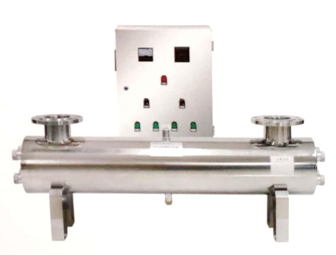 分體式法蘭連接紫外線殺菌器