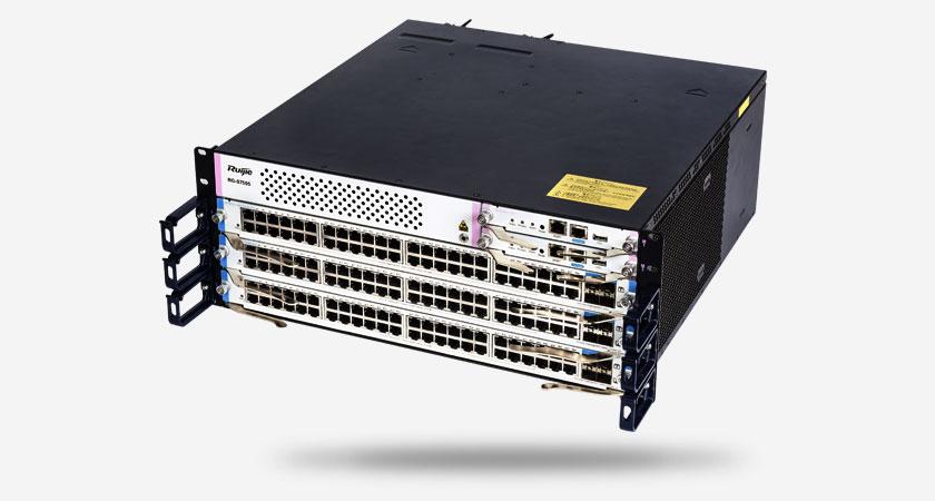 RG-S7505云架构网络核心交换机