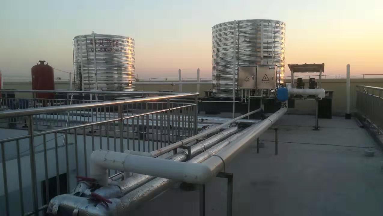 空压机余热回收在钢管轴承行业中的应用