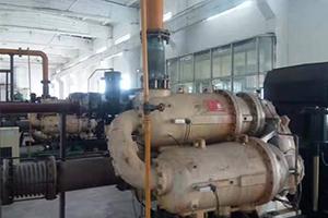 离心机热回收热水工程