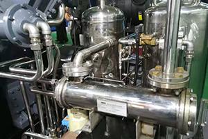 无油机热回收机组