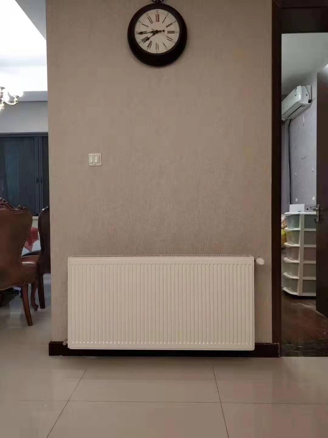 家用明装暖气片的组成及理解误区