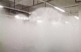 如何保证高压细水雾的工作效率?