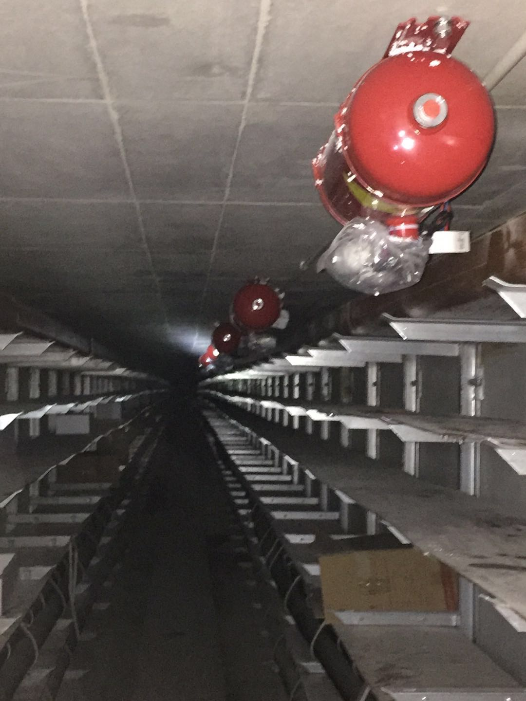 电缆隧道案例