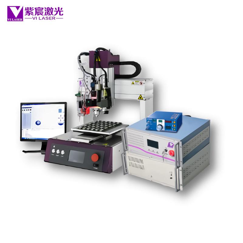 桌面式VG400锡膏激光焊接机
