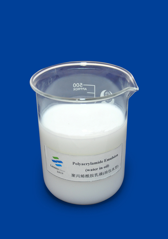 聚丙烯酰胺乳液在各個行業的應用領域