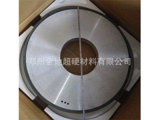 厂家定做超大特大加大金刚石树脂平行砂轮 外径850内孔305