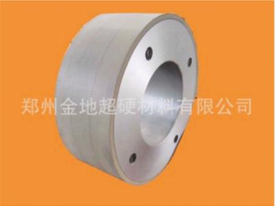 厂家定做金刚石树脂混合粒度无心磨砂轮
