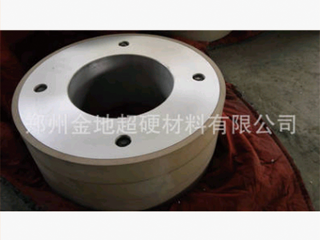 厂家定做金刚石树脂混合粒度无心磨砂轮1