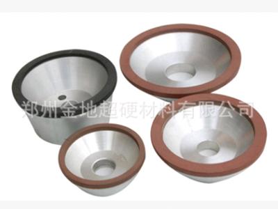 金刚石树脂碗型砂轮1