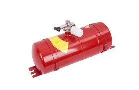 风力发电设备自动灭火设计方案与特点