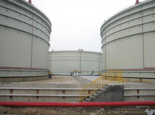 IC480石油化工储罐油漆