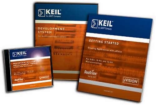 KEIL C51 开发工具