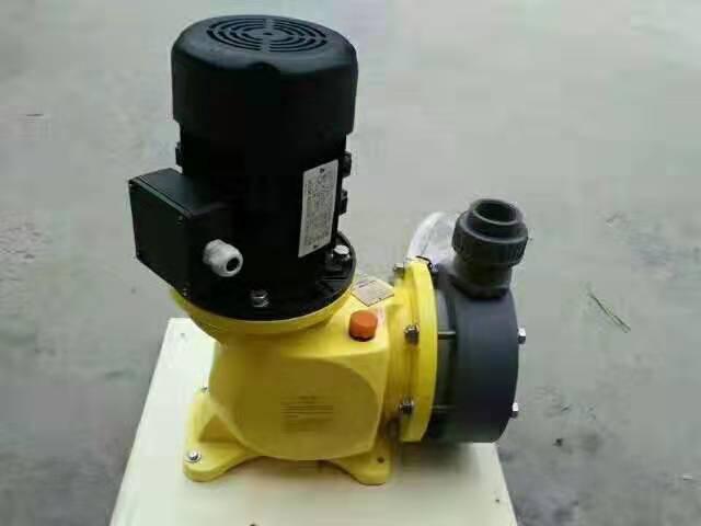 如何提高加药计量泵管路效率