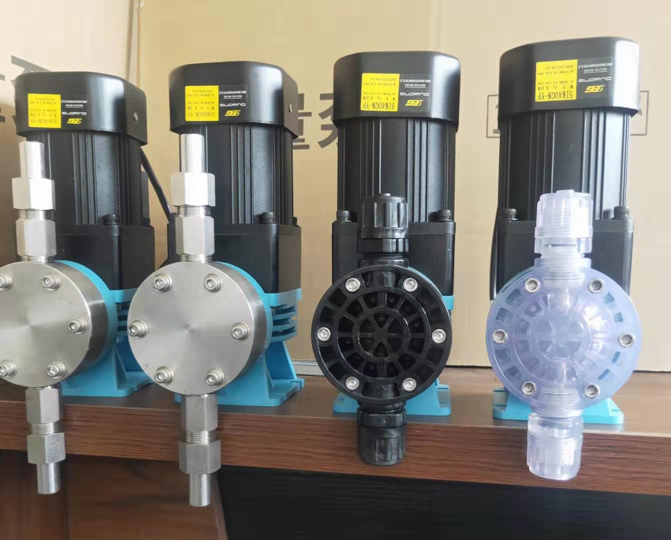 隔膜泵膜片的材料选择