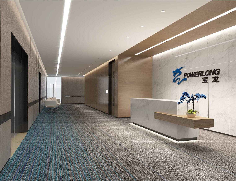 【现代简约】精品办公空间设计