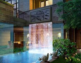 别墅景观设计的水景塑造方法论