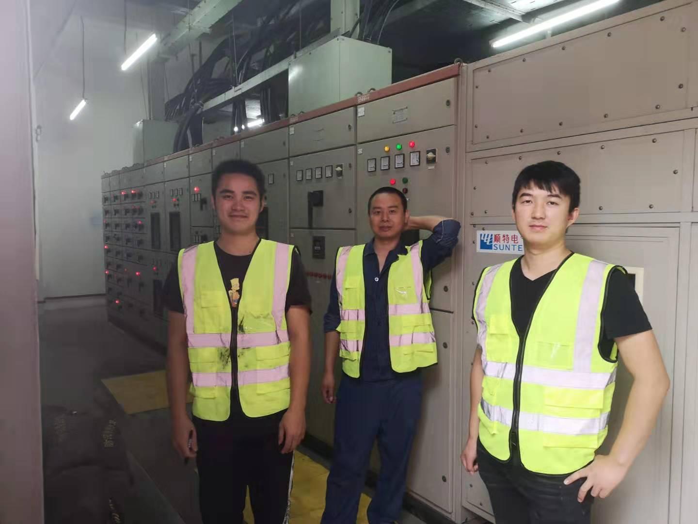嘉里物流中心(外高桥)电力数据集中采集项目
