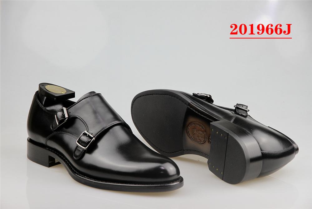 男士皮鞋定制品牌