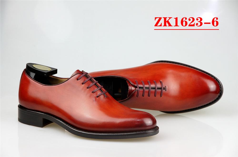 男士商务皮鞋