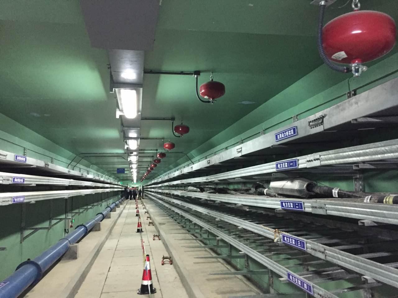 地下综合管廊案例