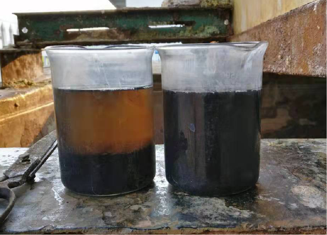 印染污水案例