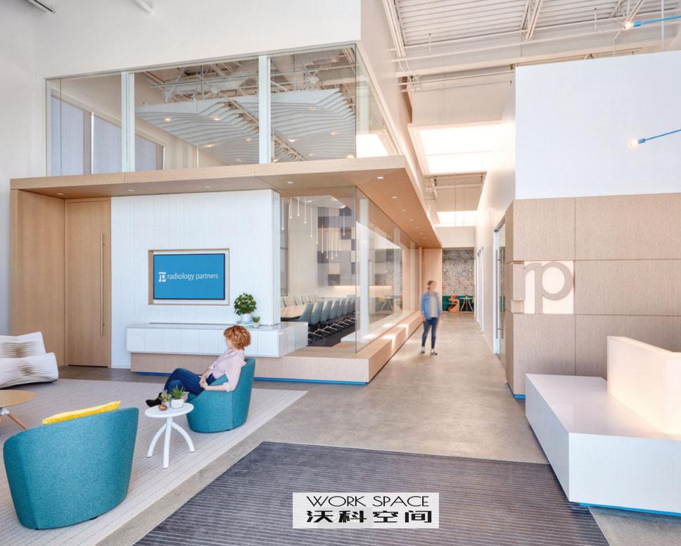 【现代简约】甲级办公室设计