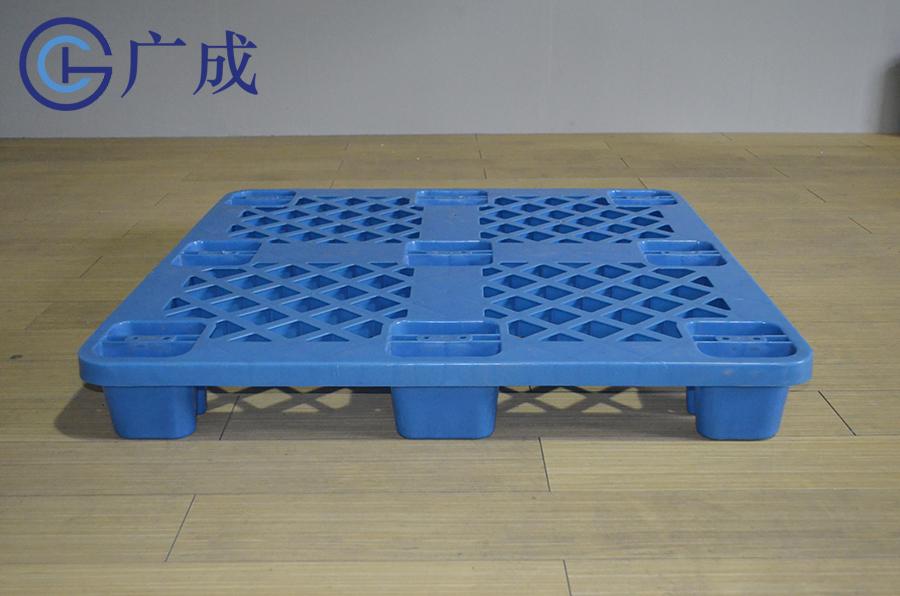 1050網格18腳塑料托盤印字區域