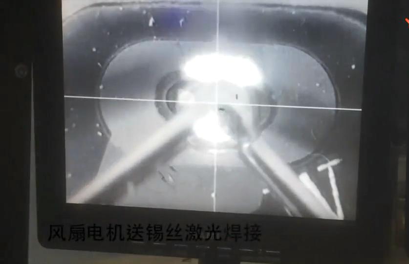 如何正确使用激光自动焊锡机管控质量