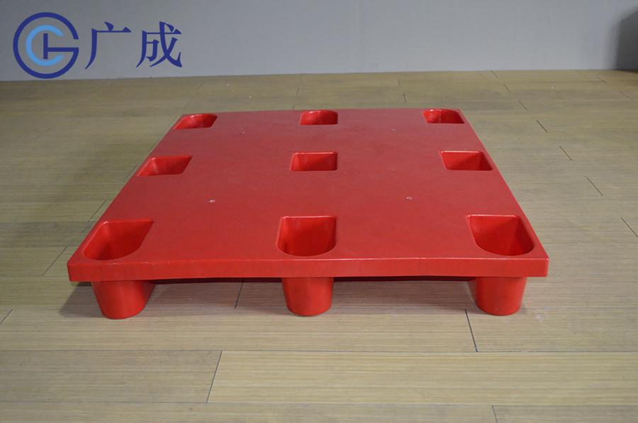 1109平板九腳塑料托盤印刷區域