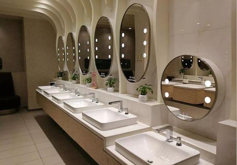 """购物中心如何打响一场有""""智慧""""的厕所革命?-美际线商业设计有限公司"""